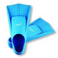 chân nhái tập bơi