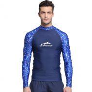 áo bơi nam dài tay 776