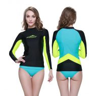 áo bơi nữ sbart dài tay