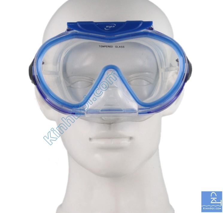mặt nạ bơi,kính lặn aryca