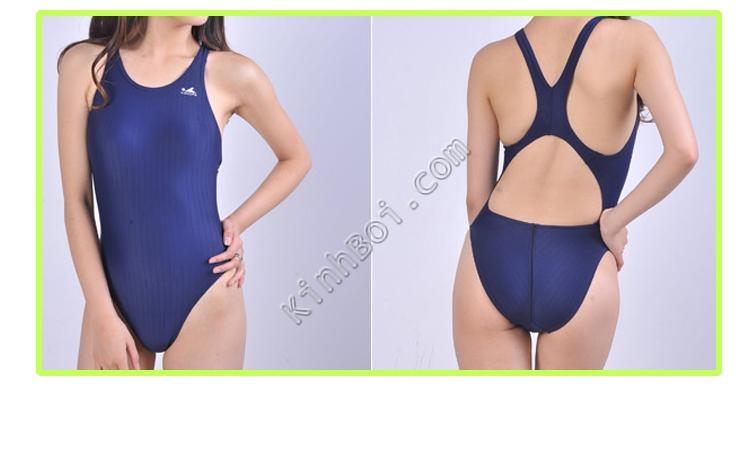 bộ bơi nữ chuyên nghiệp Yingfa 922 - Đen