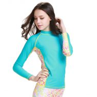 áo bơi dài tay nữ sbart 925