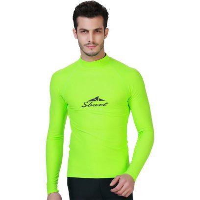 áo bơi nam dài tay