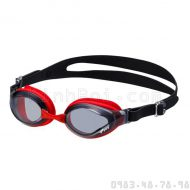 Kính Bơi Trẻ Em Nhật V760 Đen Đỏ 6-12 Tuổi