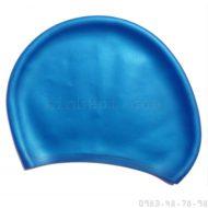 Mũ Bơi Silicone Mềm Cho Người Tóc Dài Aryca Cap011 - Xanh
