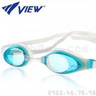 Kính bơi Nhật chuyên nghiệp View Shinari Mirror - Xanh Ngọc