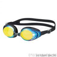Kính Bơi Nhật V610 Tráng Gương Xanh Vàng