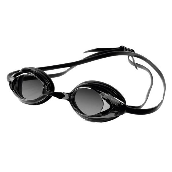 kính bơi cận speedo màu đen