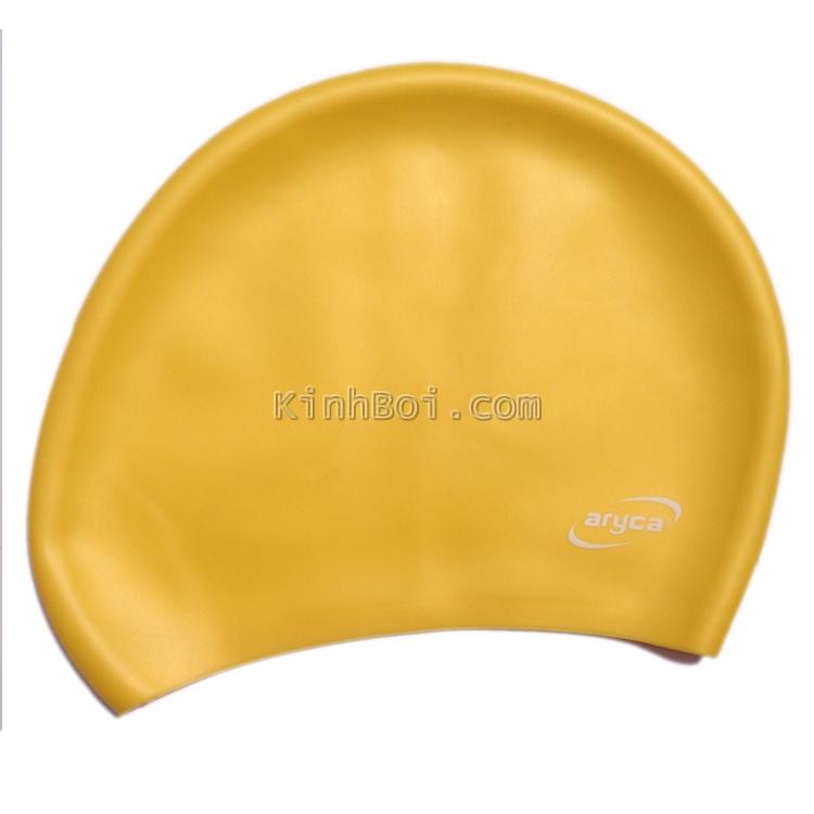 mũ bơi tóc dài, mũ bơi mềm