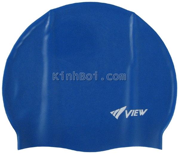 Mũ bơi View - Xanh dương