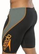 quần bơi nam dạng lửng Speedo Frame - Cam - Kiểu dáng chuyên nghiệp