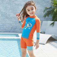 bộ bơi bé gái
