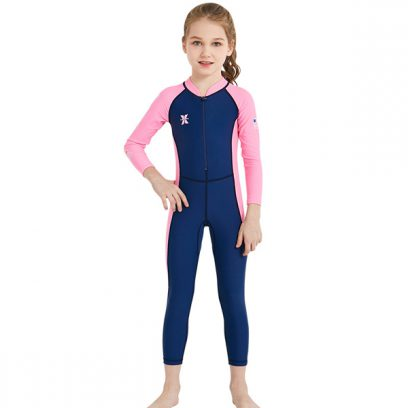 đồ bơi bé gái dài tay