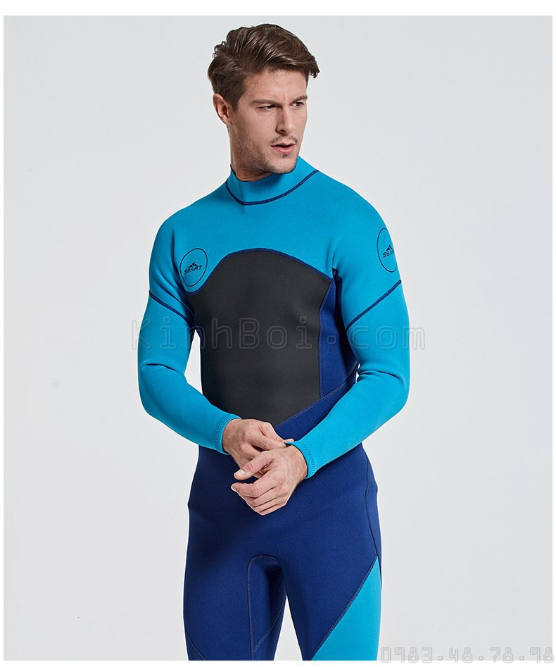 áo lặn biển nam sbart