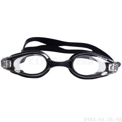 kính bơi cận mắt trong
