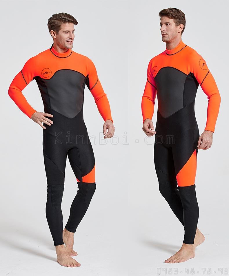 Có nên mua đồ bơi giữ nhiệt